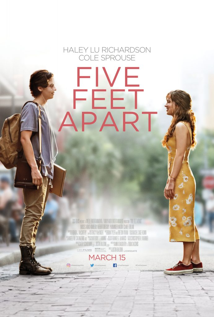 Image Result For Review Film Five Feet Apart